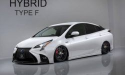 Toyota Prius will get the tuning in the styles of Lexus