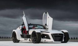 Donkervoort has built its 40-year anniversary of the fastest and most extreme sports car