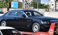 In the network appeared the photo of unusual sedan ZIL