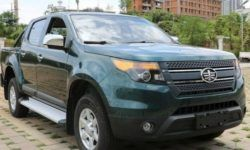 China has created a pickup-style Ford Explorer