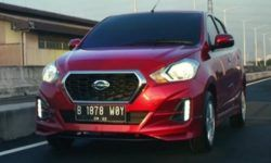 "Updated ""state employees"" Datsun GO: CVT only got the hatch"