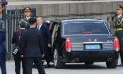 """The President of Kazakhstan lit up for Chinese """"cleaves"""" Hongqi L5"""