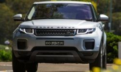 The new Range Rover Evoque will not be the three-door version