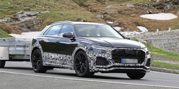 Sports Audi Q8 Will Turn Out More Powerful Than The Lamborghini Urus