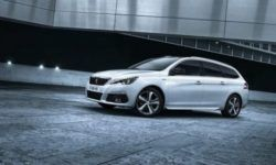 New Peugeot 308: named features and release date