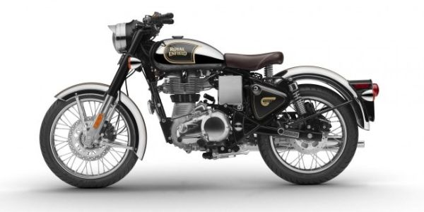 Motorcycle Royal Enfield Classic got ABS as standard