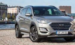 "Hyundai Tucson became the diesel-electric ""mild hybrid"""
