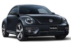 """Exclusive"" VW Beetle says goodbye to Japan"