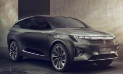 Chinese brand Byton prepares competitors Tesla and Mercedes-Benz EQ