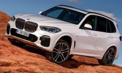 BMW introduced the new X5 generation