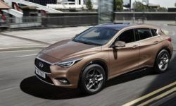 Infiniti and Daimler abandoned the joint compact model