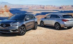 Acura has improved the seven-seat crossover MDX