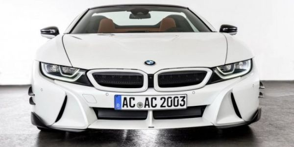 The New Bmw I8 Roadster In Tuning Ac Schnitzer Fineauto