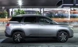 Budget brand GM and SAIC will expand the cross-range. The first photos of the new SUV