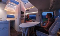 Volkswagen is preparing for the presentation of the flagship autocamper California XXL