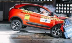 Budget crossover Tata checked the crash test Global NCAP