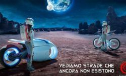 At the motosalon EICMA 2018 will show a space motorcycle?