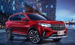 Addition to the range of Dongfeng: the Chinese market crossover T5 for 14 thousand dollars