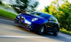 Alfa Romeo will replace the Mito compact hatchback crossover
