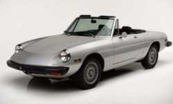 Belonging to Mohammed Ali, the Alfa Romeo Spider sold under the hammer