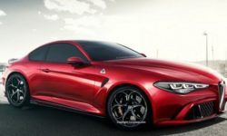 Hybrid supercar Alfa Romeo GTV is expected in 2021 with a capacity of 600 horses
