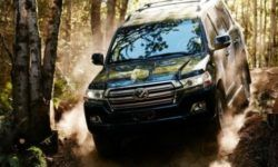 Toyota is working on a new generation of Land Cruiser: known details