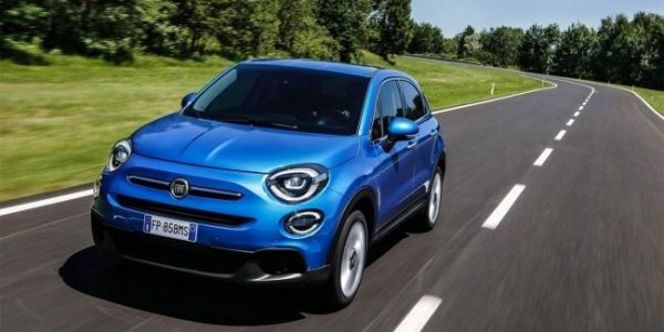 Fiat 500X Crossover >> The Fiat 500x Crossover Has Been Updated And Received A