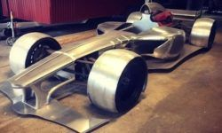 The Aussie will make a formula car with a tolerance on the normal road