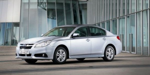 Subaru cleans diesel engines from the UK market