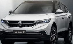 Dongfeng AX7 changed inside and outside, but retained the old motors