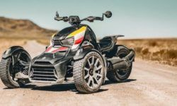 New tricycle Can-Am Ryker 2019 will conquer the market with rich complete set and best price