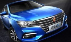 From complex to simple: Roewe have built a sedan with the engine on the basis of the electric universal