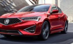 Acura changed the appearance and equipment of the ILX sedan