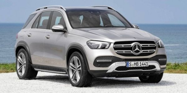 Mercedes Announced New Details About The Hybrid Suv Gle Fineauto