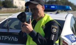 The day has come: drivers are fined for speeding