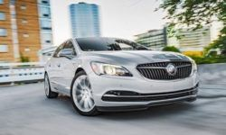 Photos of Buick LaCrosse 2020 leaked on Chinese website