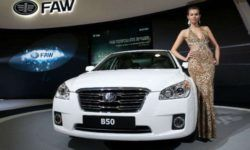 FAW will recall in China 280,000 cars