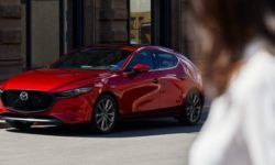"""Mazda introduced the """"Troika"""" of the new generation"""