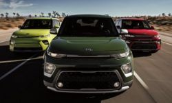 """New Kia Soul: more, but smaller, """"off-road"""" version, but without all-wheel drive"""