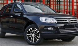 Experts told about the Zotye T600 Belarusian Assembly