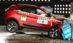 Budget crossover Tata Nexon has become the most safe Indian car ever