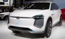 Appeared the patent image of the new SUV Zotye