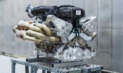 Cosworth built a 3-cylinder engine to 250 horsepower