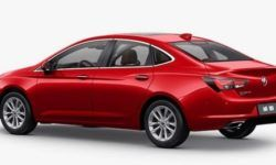 "In the Network appeared pictures of the restyled ""chetyrehdverki"" Buick Verano"