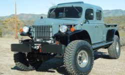 Dodge pickup 1949 sold at the price of a new Ferrari