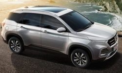 Twin new Chevrolet Captiva: a diesel from Fiat and multimedia, how the upcoming Lada Vesta