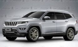 Fiat and Chrysler is working on a new powerful engine which will get Jeep Wagoneer