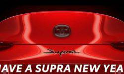Toyota showed the latest teaser of the revived Supra