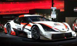 Toyota introduced another racing concept on the basis of a revived Supra
