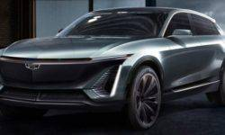 American brand Cadillac has got to electrification
